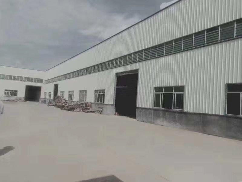 陈江镇中心位置原房东钢构厂房1200平方低价出租