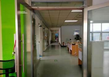 松岗大田洋新出楼上2200平方精装修厂房图片3