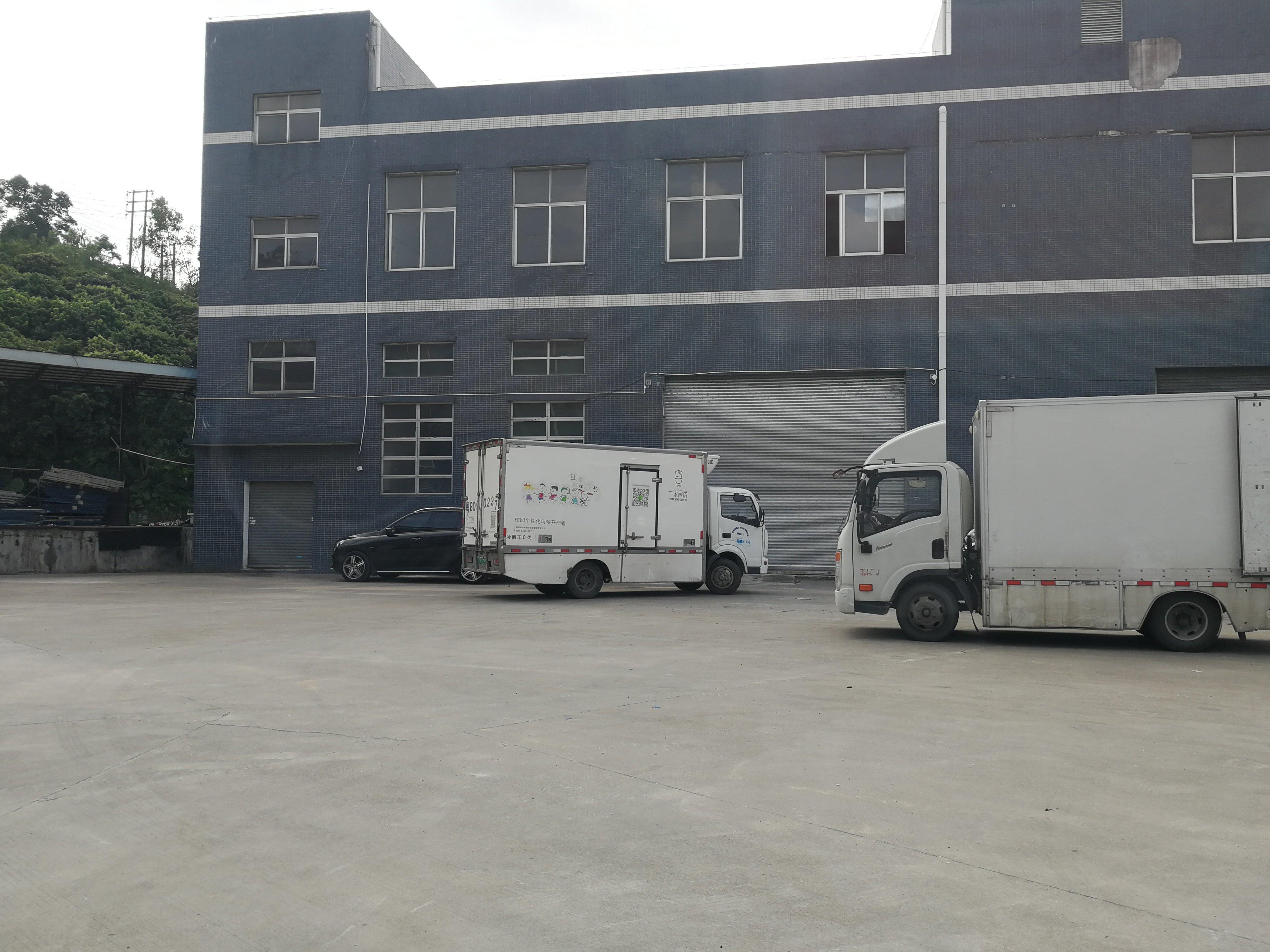 深圳超大空地物流仓储红本厂房出售