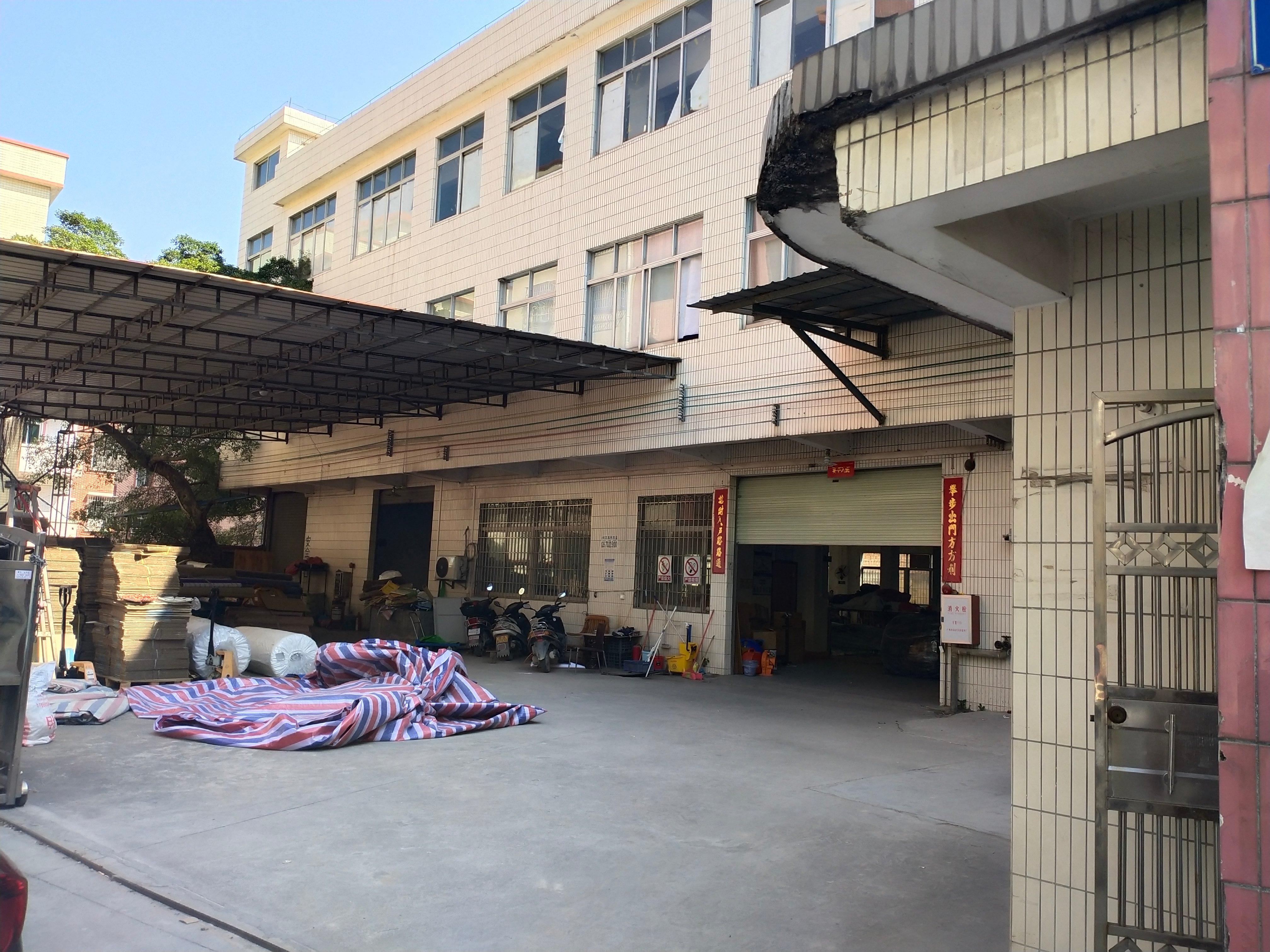 荔湾区独院厂房4900平方,可办环评
