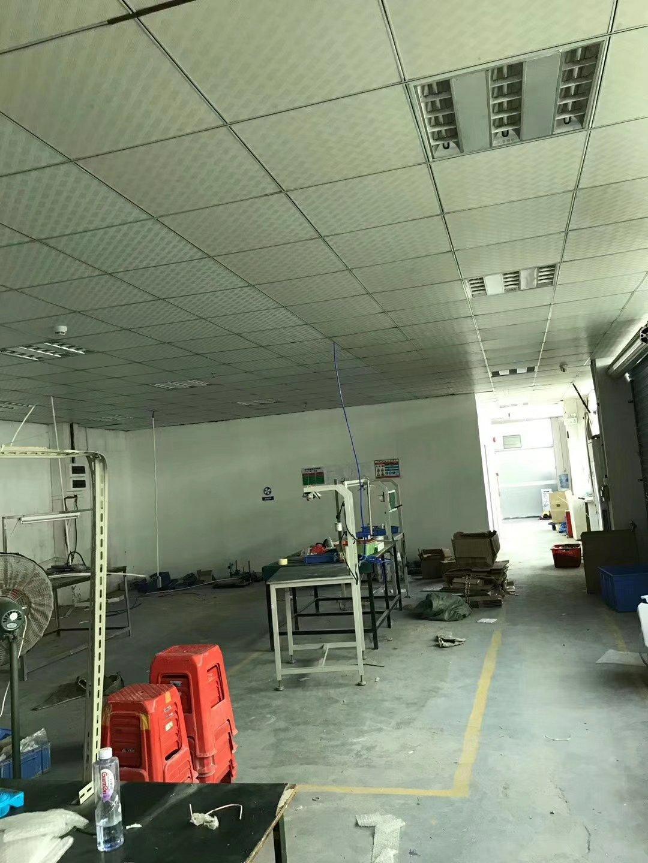 龙华原房东楼上无尘车间770平方厂房招租-图5