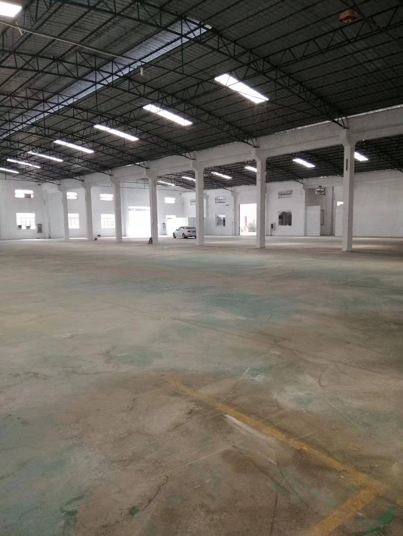 南山蛇口独门独院钢构带卸货平台7500平方出租