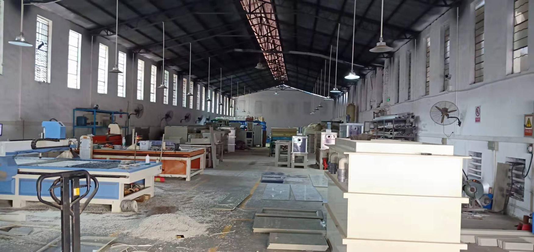 坑梓秀新独院钢构厂房一楼800平方招租,可做临时仓库