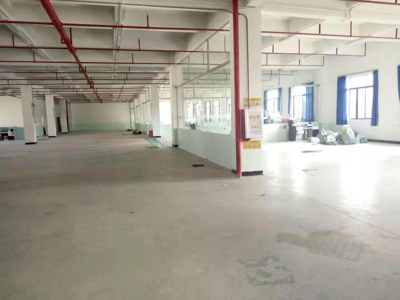 惠阳区新圩镇原房东现成装修楼上厂房1500平带红本价格便宜-图6