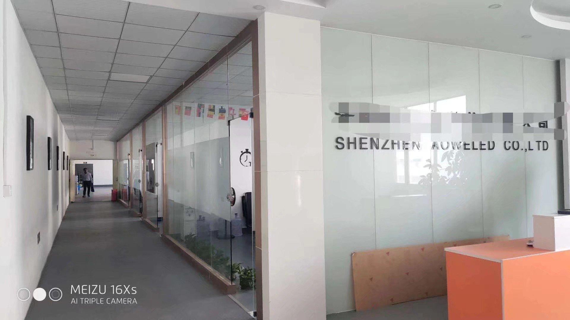 福永桥头工业园楼上1100平精装修厂房招租无转让费