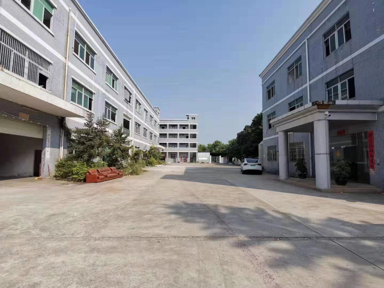 惠阳区秋长镇独院3600平方厂房出租
