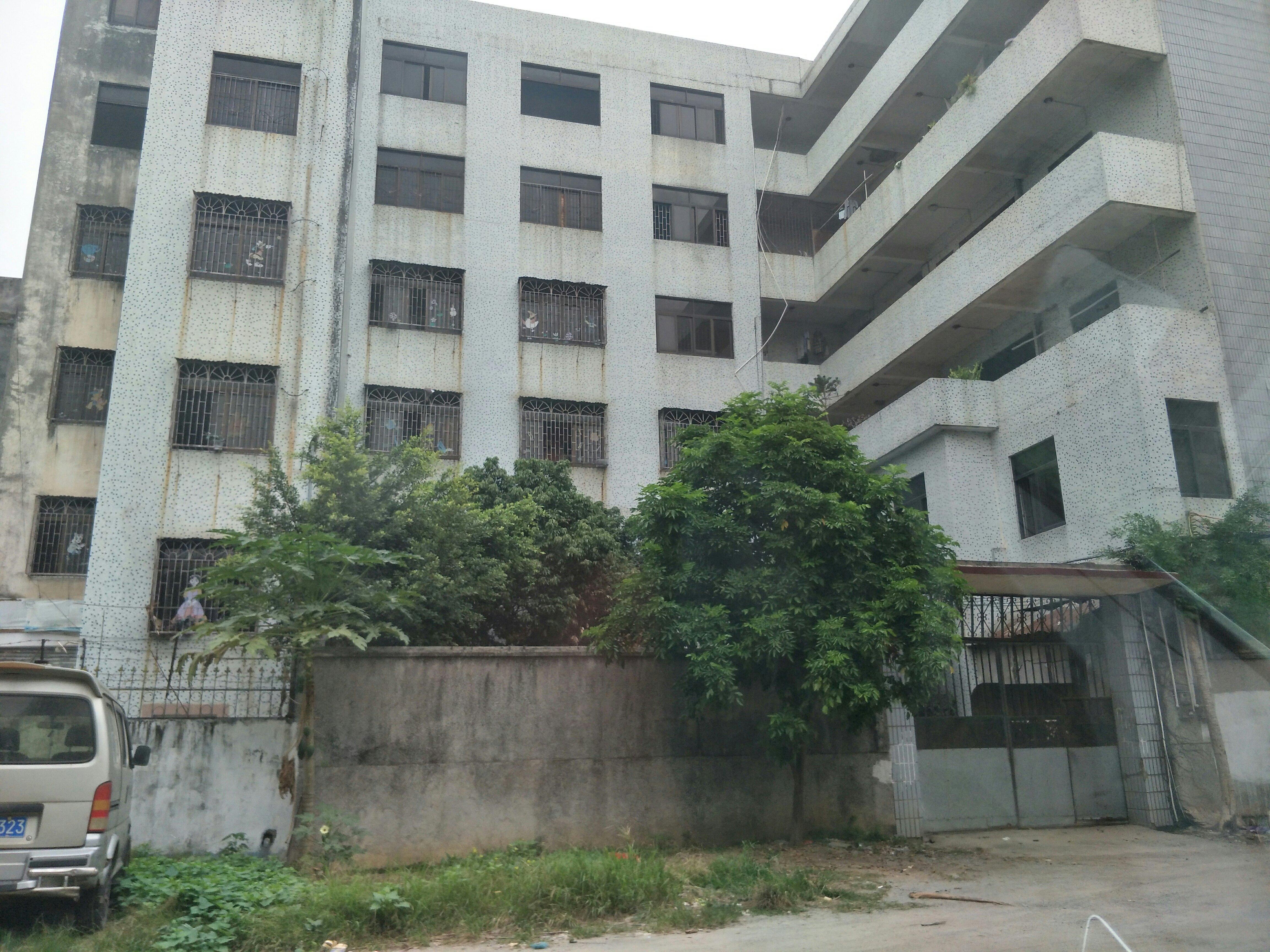 东莞市高埗镇独立标准厂房7500平米出售
