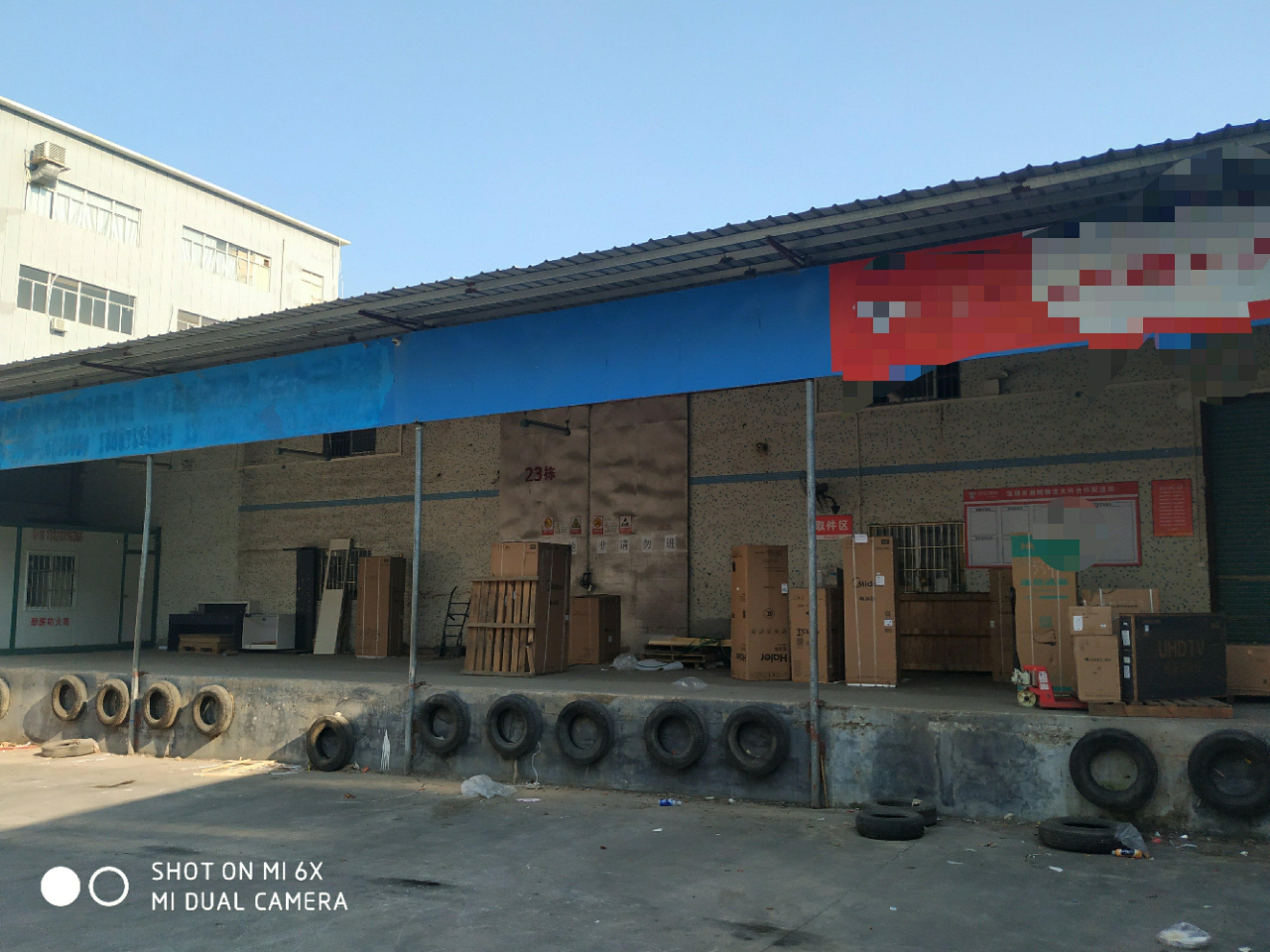 龙华福龙路边上新物流仓库出租