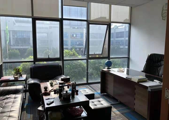 天河新出全新写字楼出租可注册公司周边交通好,面积大小都有图片3