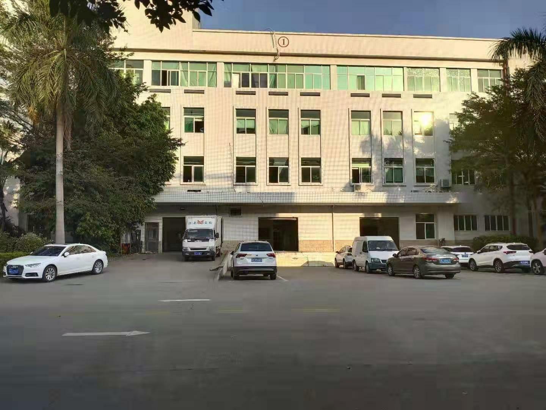 坪山坑梓原房东厂房一二楼11000平,可分租单层面积5500