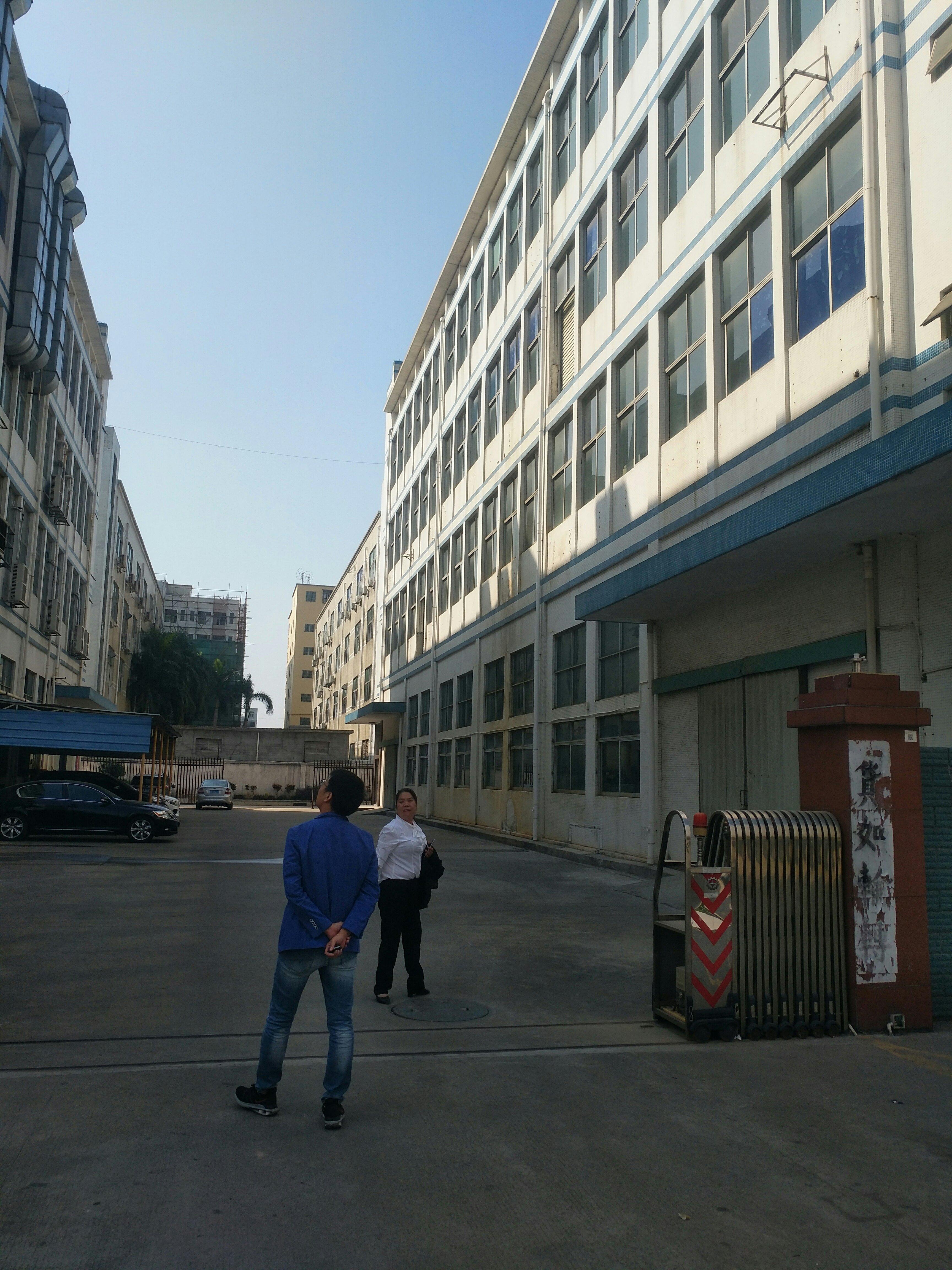 原房东厂房带红本4800平直租实际面积