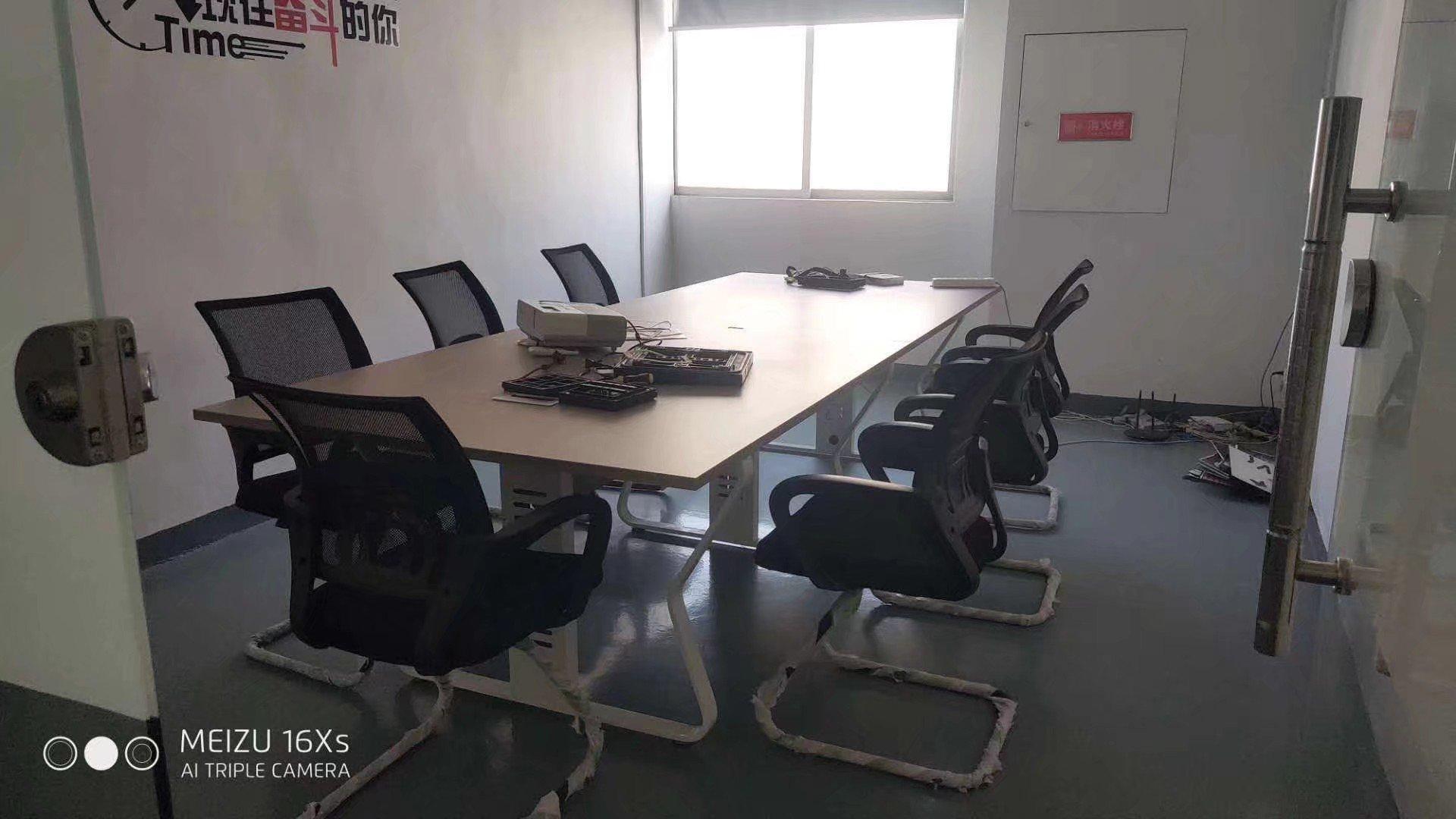 福永桥头工业园楼上1100平精装修厂房招租无转让费-图6