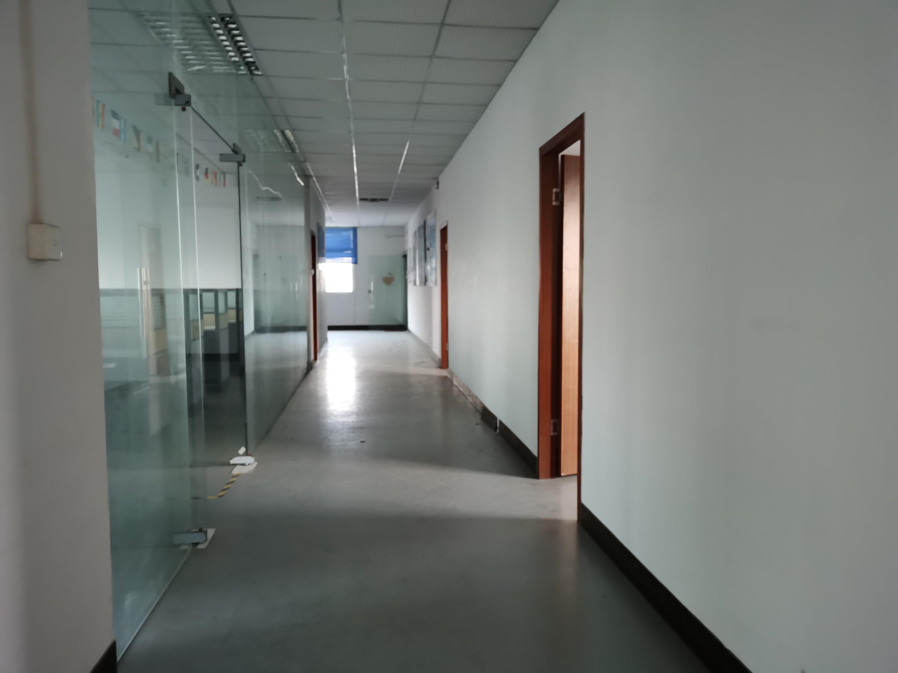 公明田寮第二工业区原房东精装修厂房仓库760平无转让费租18