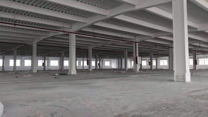 顺德乐从9000方钢结构证件齐全独门独院适合仓库生产加工