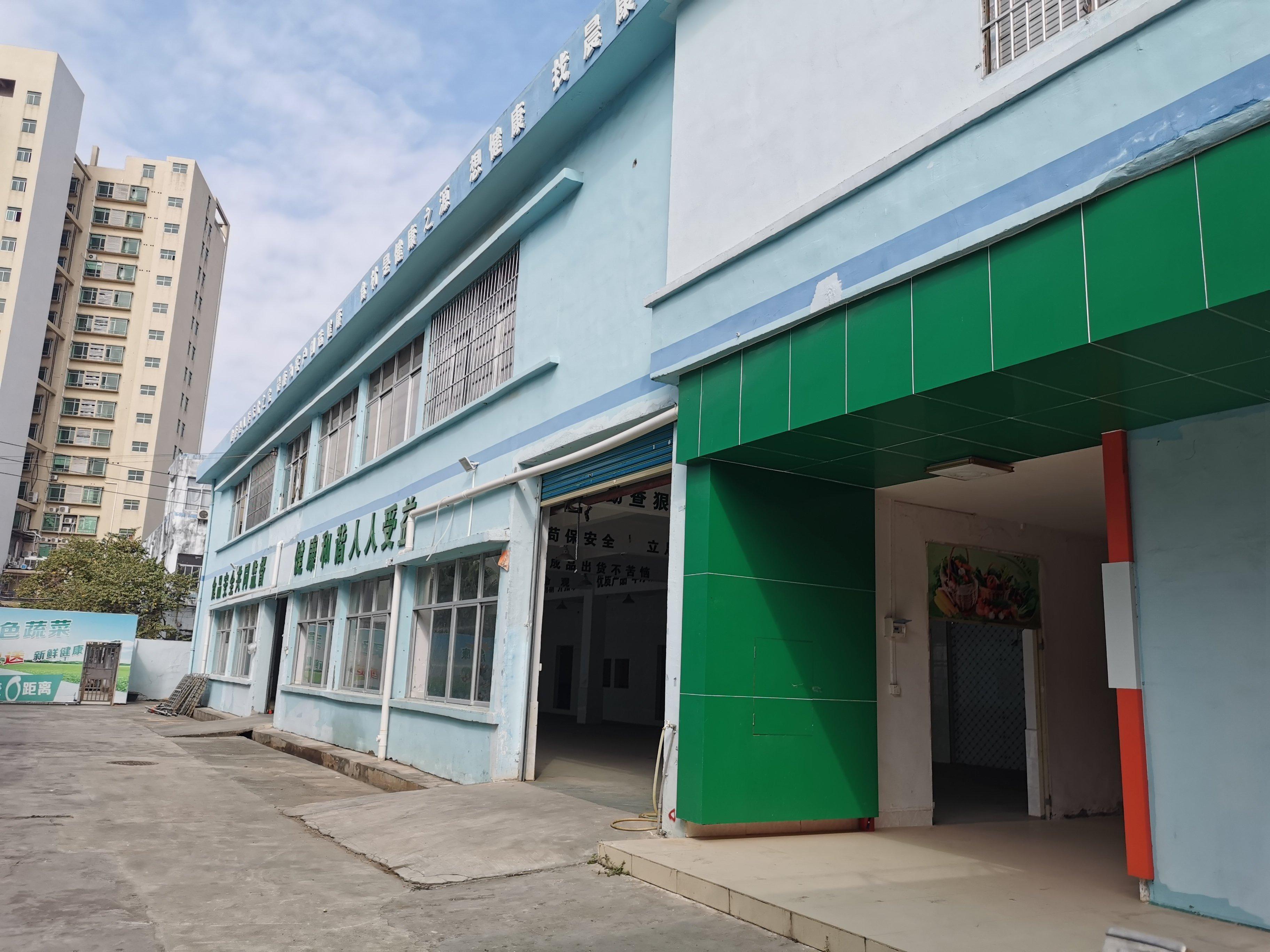 福永107国道边上原房东独门独院厂房1280平招租