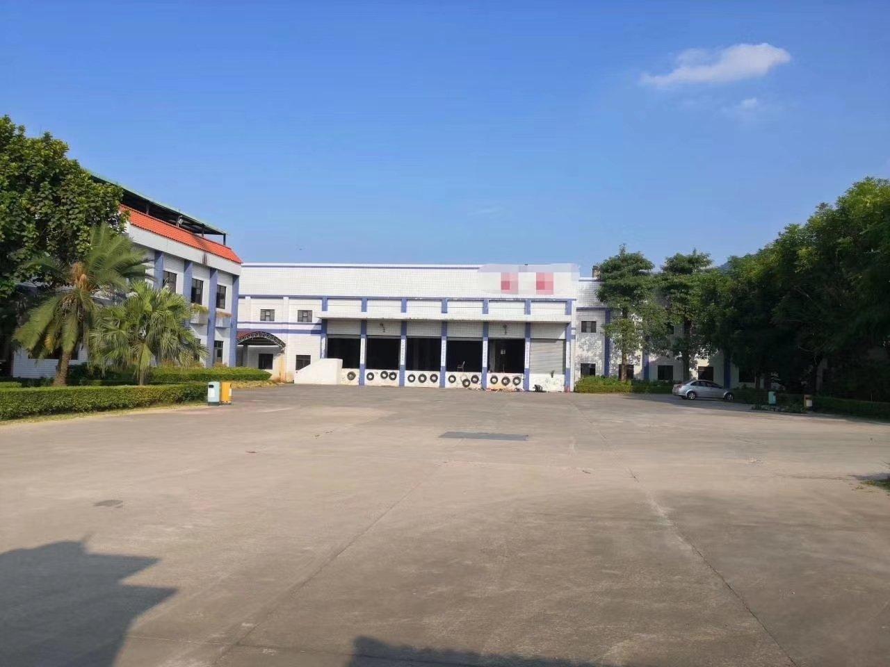 泰美镇33330平方国有证厂房出售