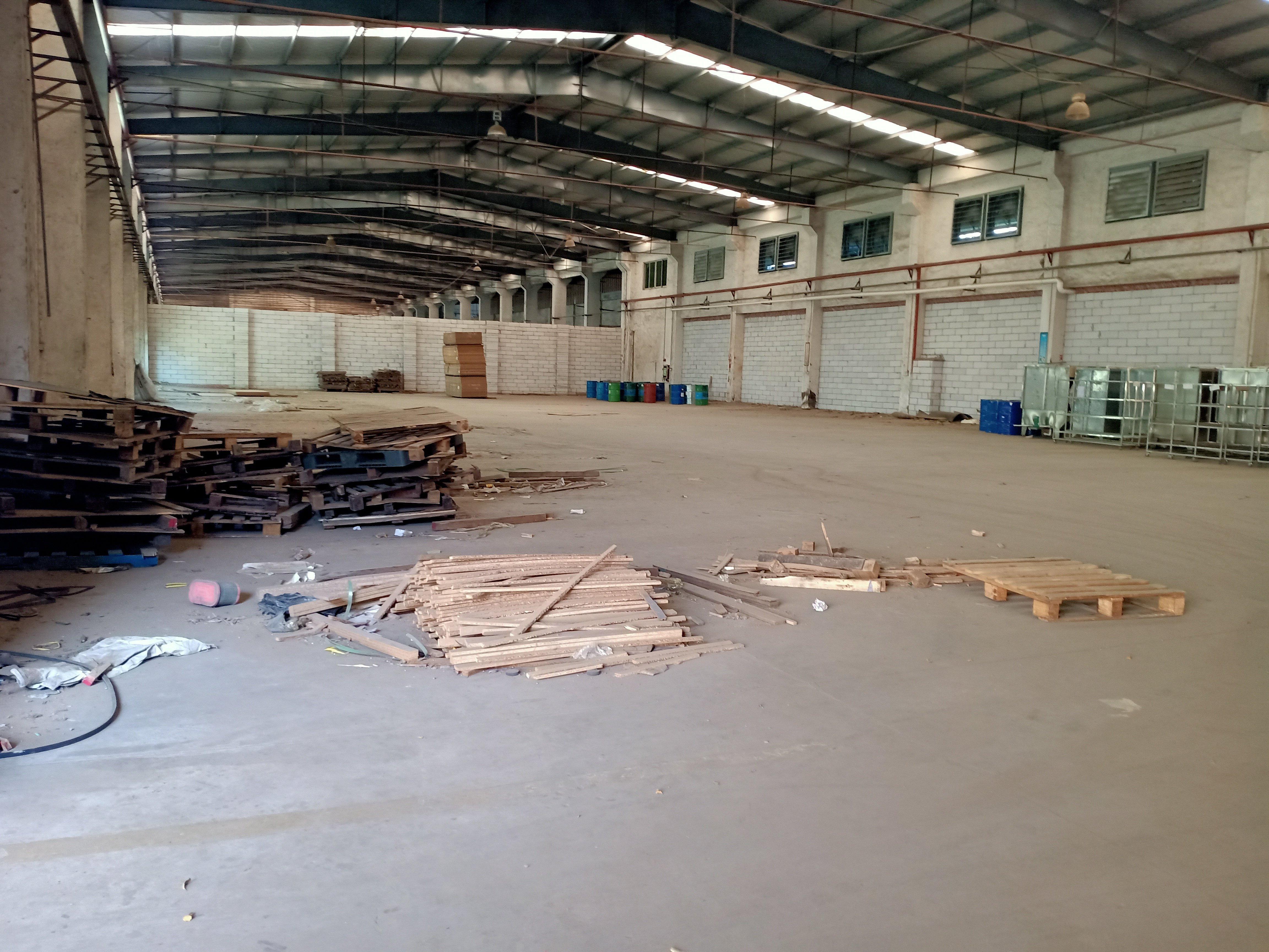 原房东道滘镇独院单一层厂房1280平实际面积出租