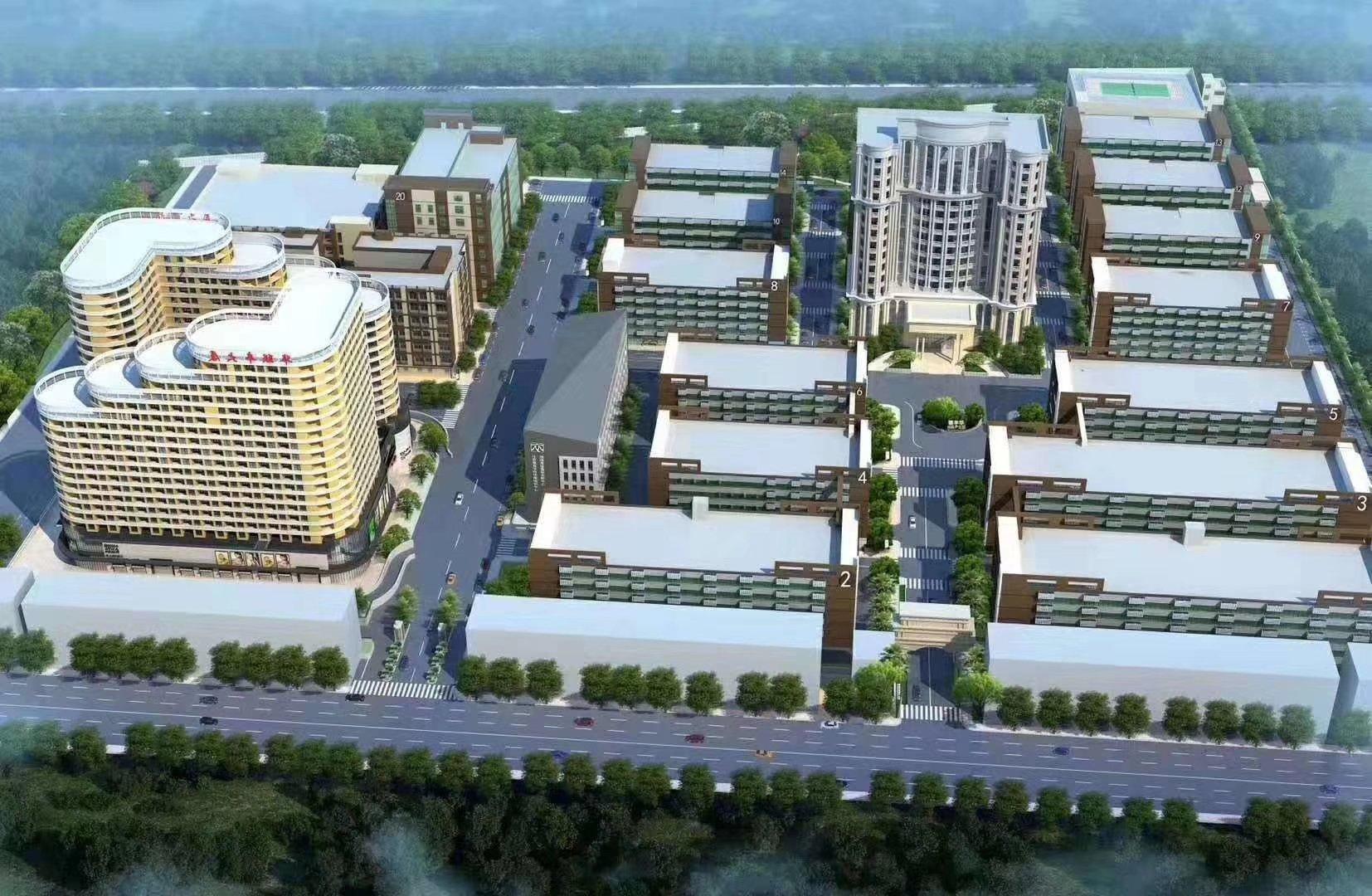 龙岗厂房出售红本厂房高新工业园股权转让43亿免税交易