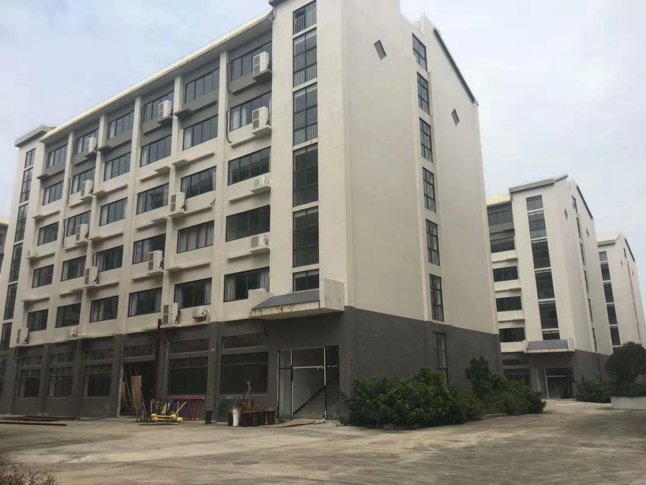深圳松岗新出国有证厂房8000平方米,房东急售
