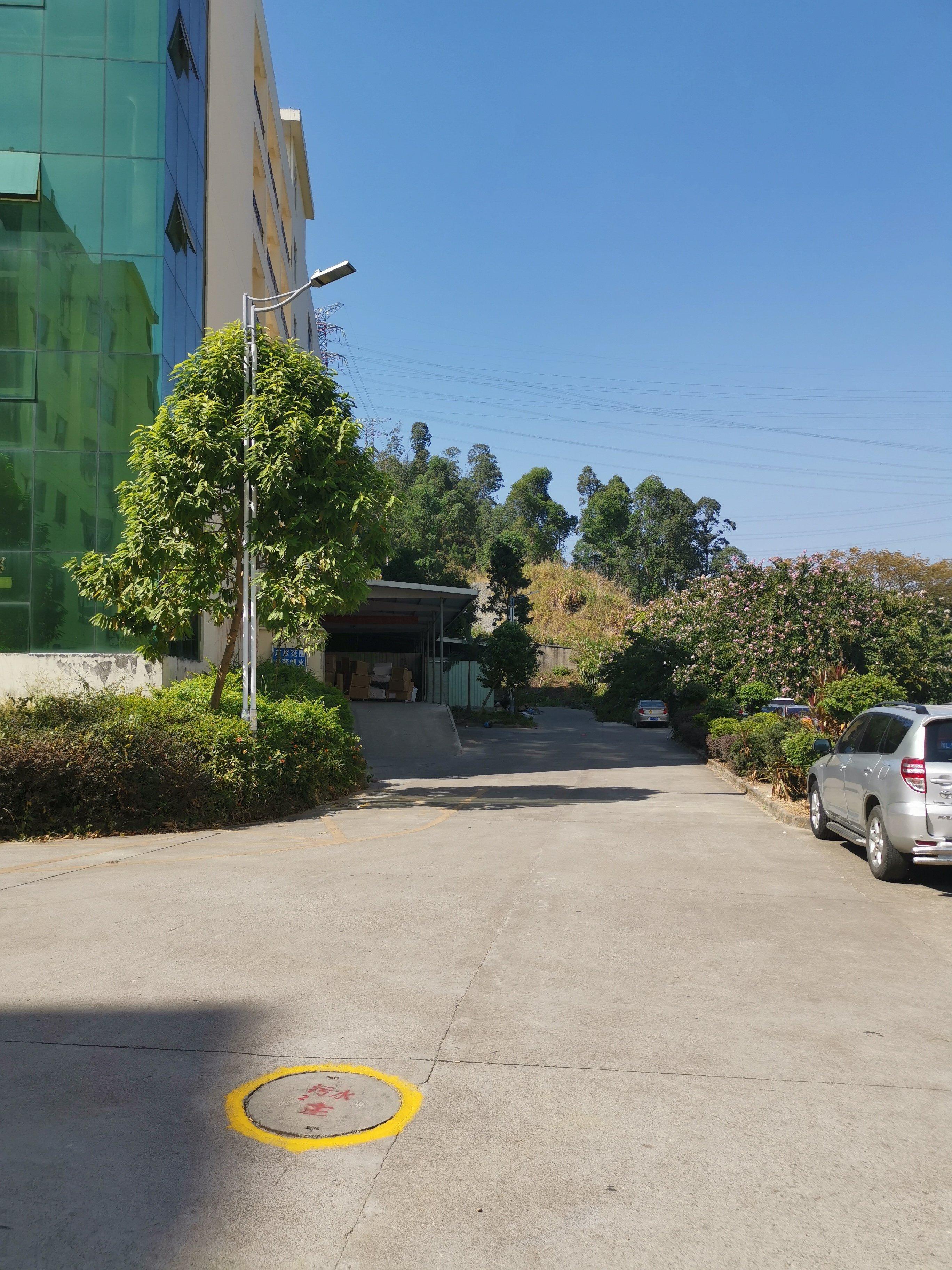 临深红本独栋厂房,建筑7800㎡,售价2500万