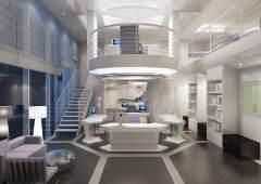 超级城市综合体,5.8米挑高LOFT,4.2米平层办公出售