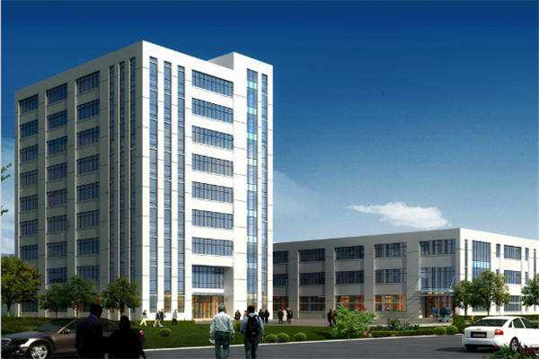 宝安区沙井中心区红本研发楼可分割出售,双地铁,独栋甲级超级高