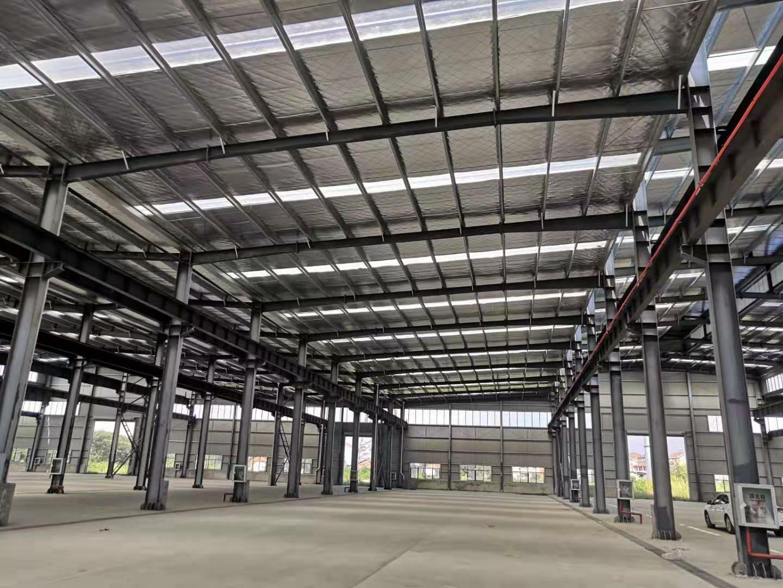葛店开发区厂房3500平米可分行车10吨配套齐全