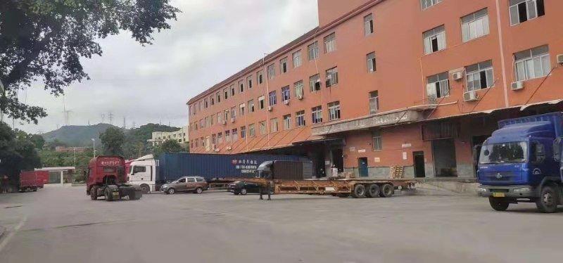 观澜主路边上物流标准仓库出租面积7000平米