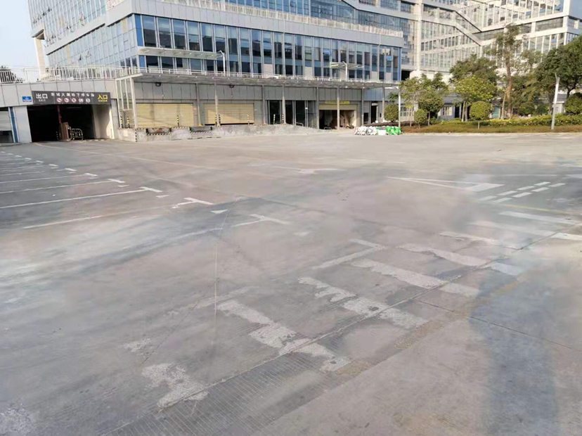 坪山大工业区一楼厂房物流仓库8000平方出租带卸货平台
