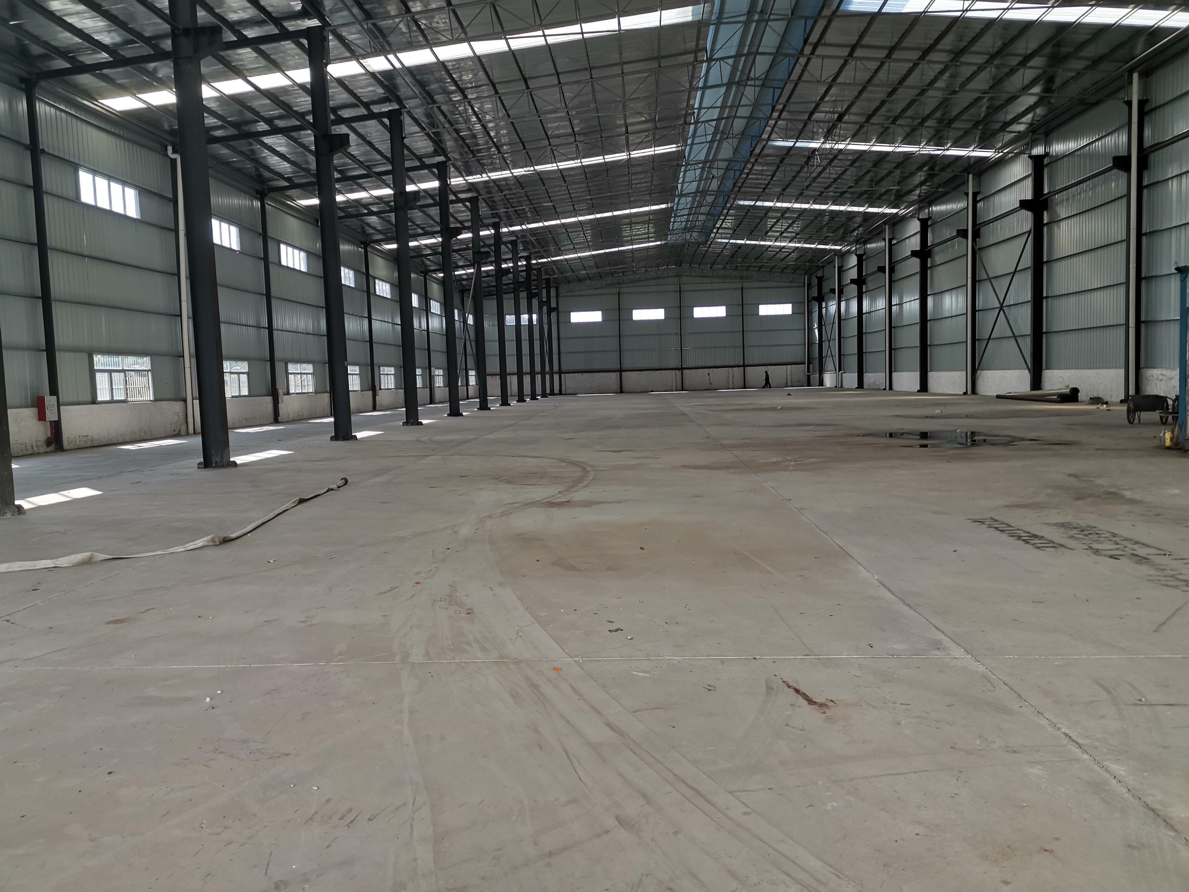 里水镇独门独院单一层钢结构厂房2500平方,可办环评,空地大