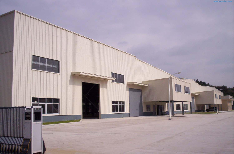 大沥单一层钢构厂房出租,大小可分。带牛腿位,可装行车!