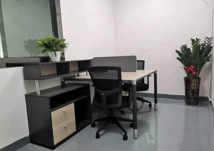 西乡站精装办公室配家私空调直接拎包入住233平3+1图片7
