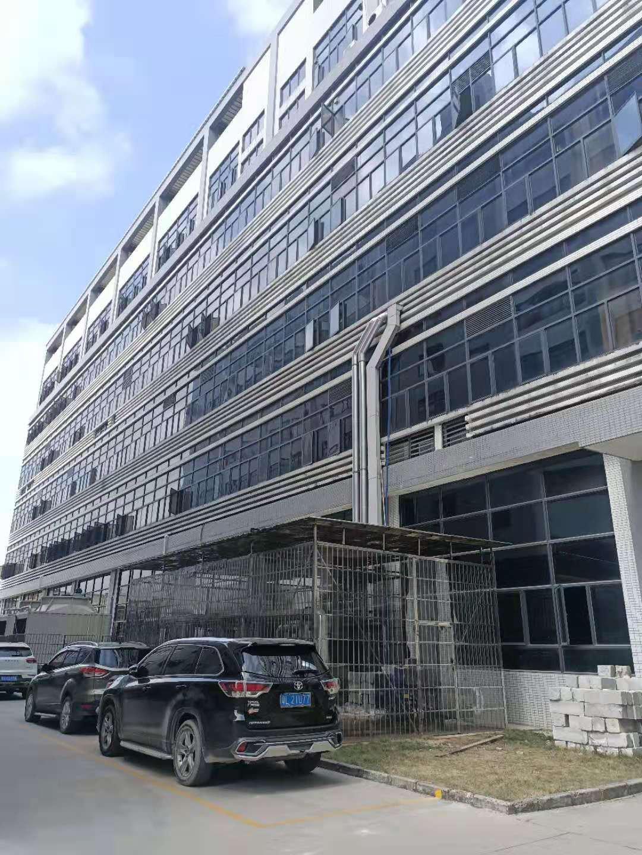广州从化经济开发区占地8041㎡建筑28500㎡厂房转让
