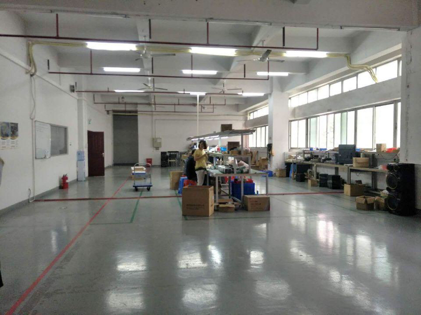 福永桥头300平电子生产厂房仓库招租。