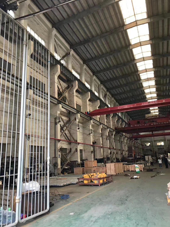 超级重工业厂房出租,厂房24米高,160吨行车