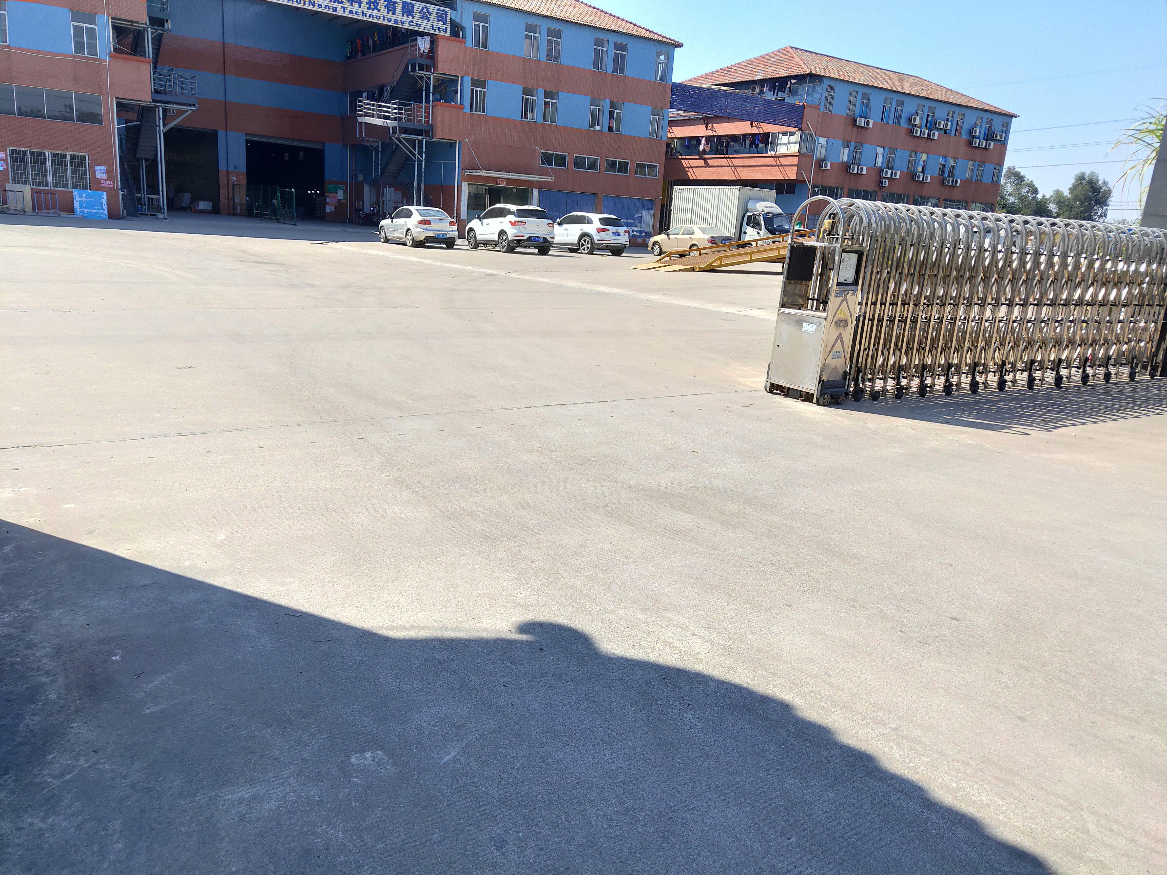 三水芦苞工业园独院2500方车间有牛腿能装10T吊机