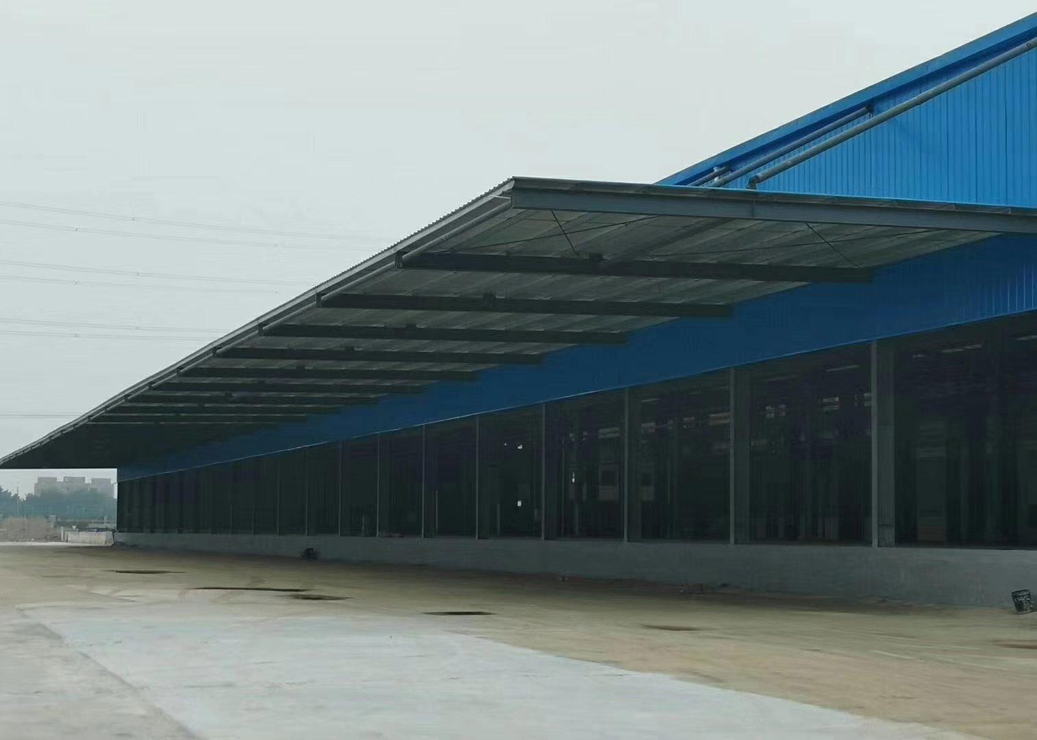横店钢构厂房出租,层高11米,面积灵活-图4