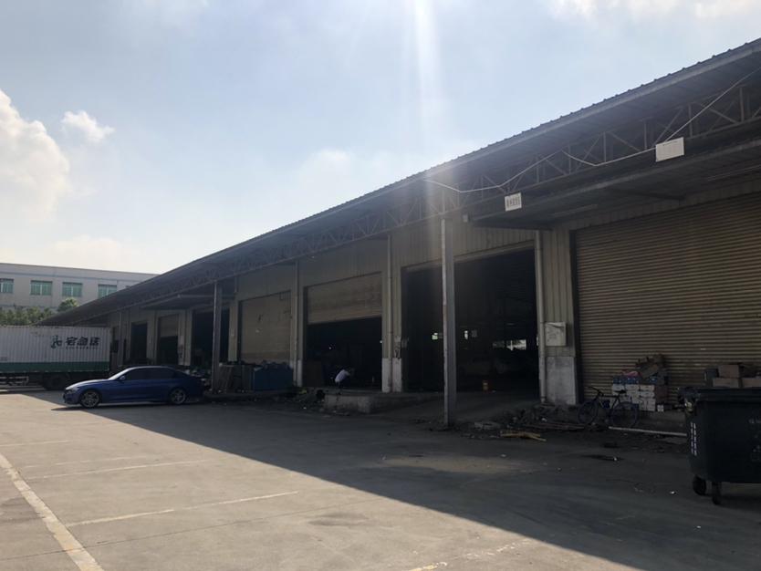 观澜新出单层1500平物流仓库厂房招租
