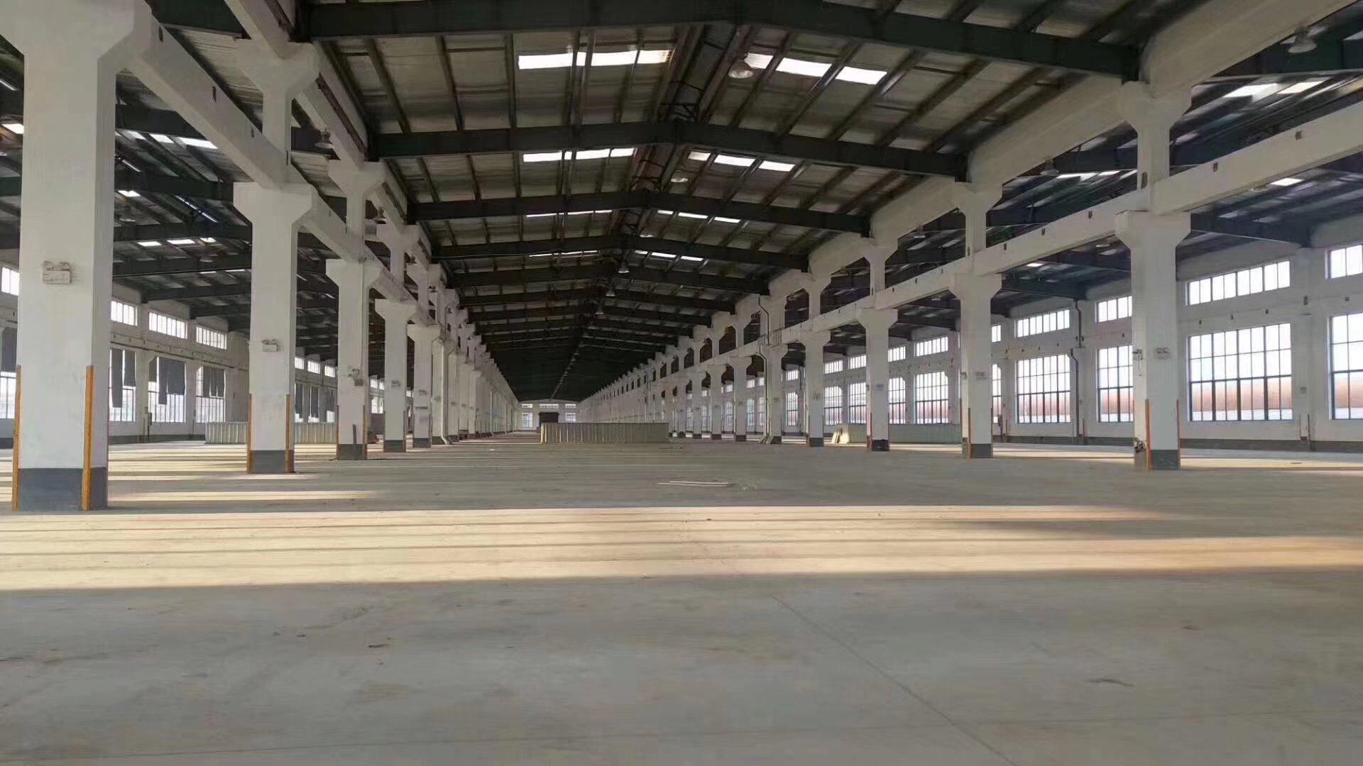 洪梅镇望沙路单一层分租厂房1000平滴水9米有注塑环评