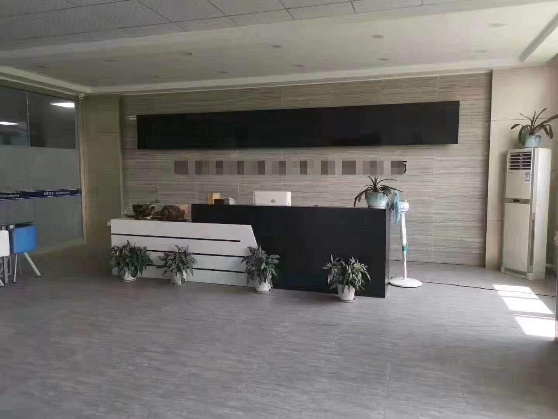 原房东花园式工业园红本厂房楼上豪华装修厂房2260㎡招租