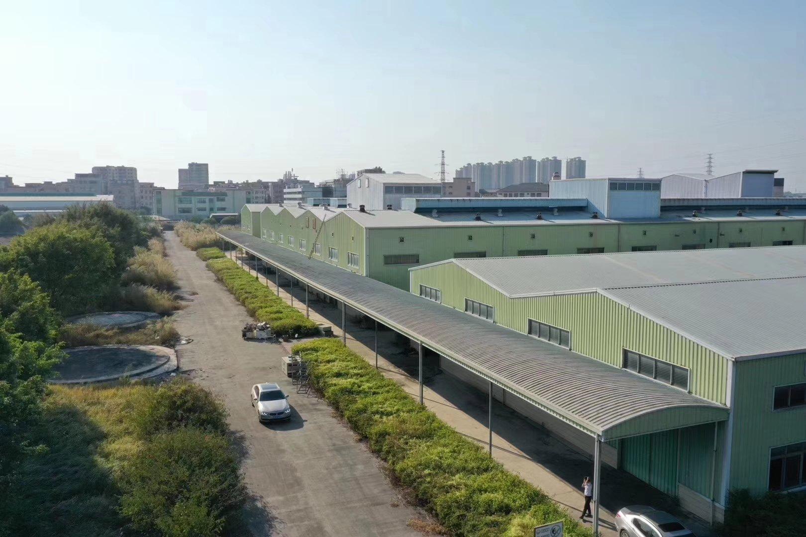 松山湖附近大型物流高台仓出租,可分租。