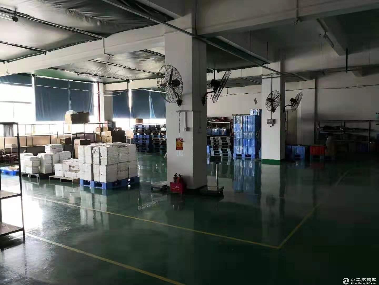 坪山第四工业区2万平方厂房仓库出租200起分