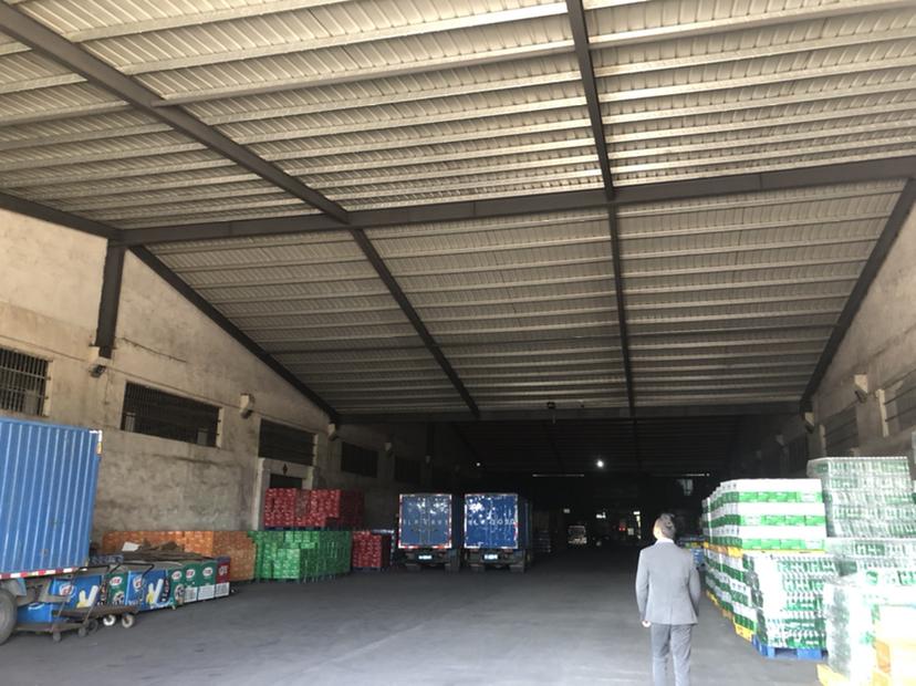 惠州市水口镇新出2200㎡钢结构厂房出租适合仓库物流