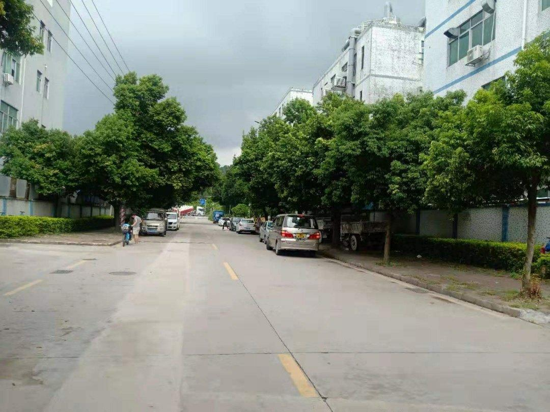 工业区独院厂房1-3层,厂房5500平方,宿舍2300平方