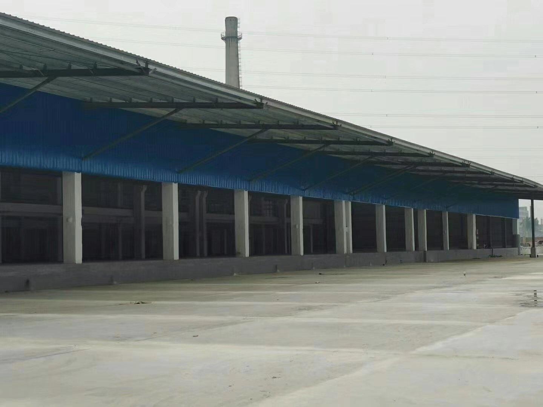 横店钢构厂房出租,层高11米,面积灵活-图2