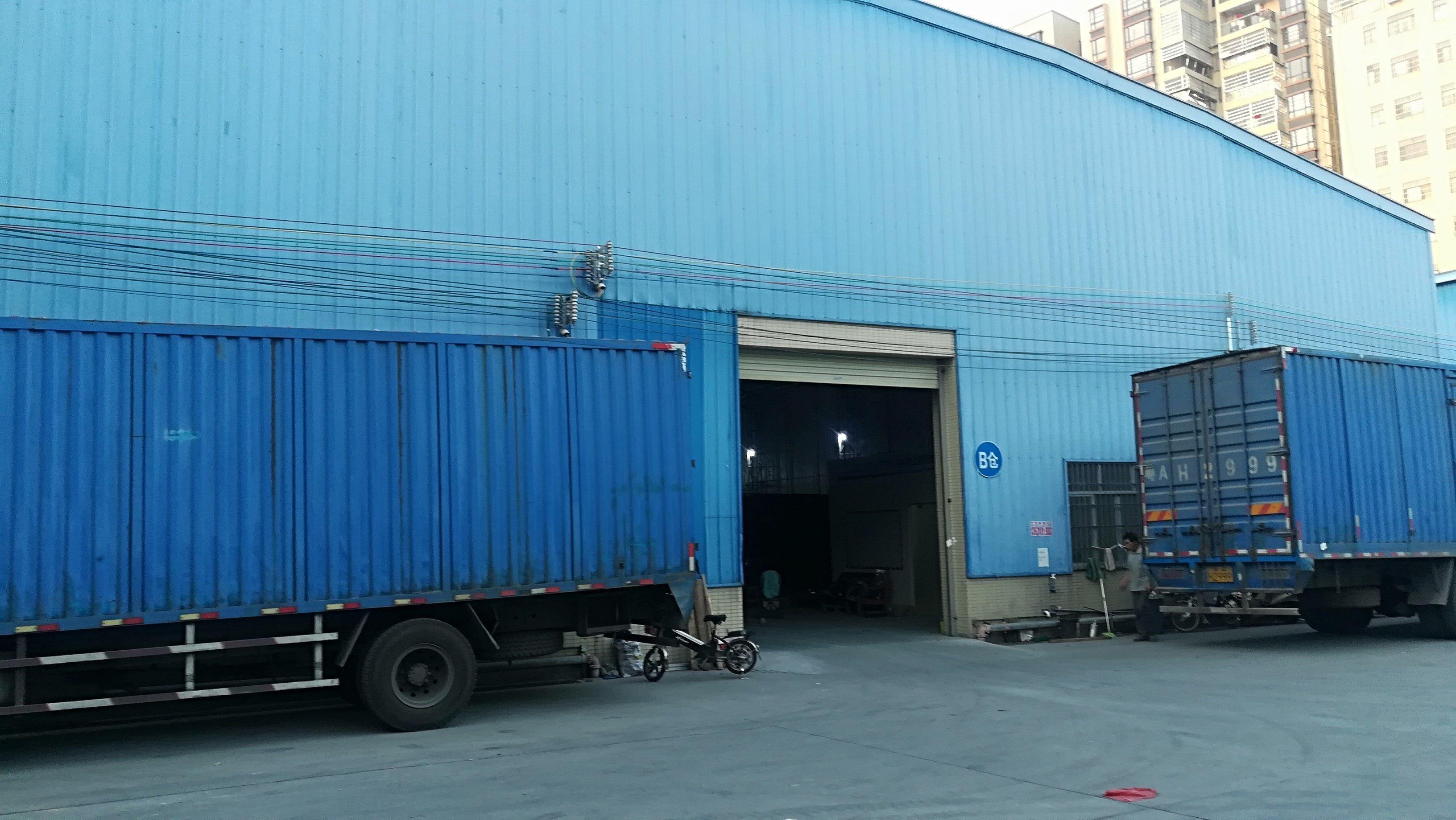 白云区江高镇工业园区新出1600平超高单一层厂房仓库招租