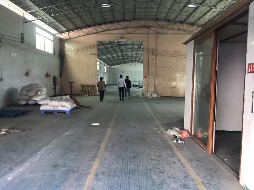 从化太平镇独门独院原房东精装修小独院仓库1000平方米