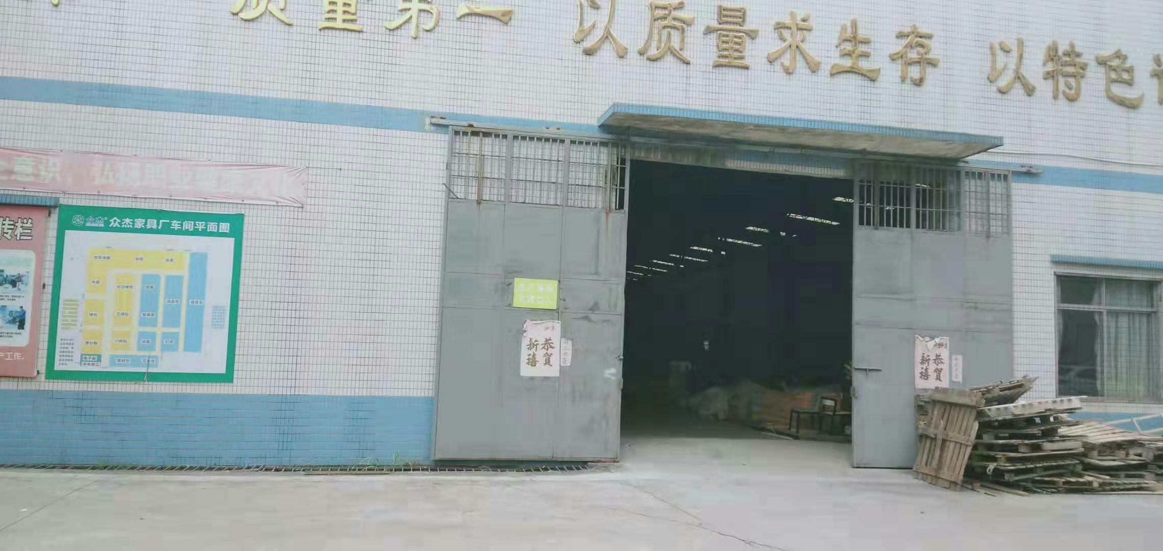 鹤山2000方厂房出租,可办环评,不限行业,大小可分租