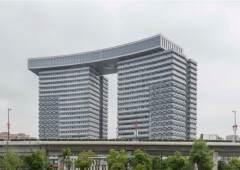 浦口大道新城总部大厦