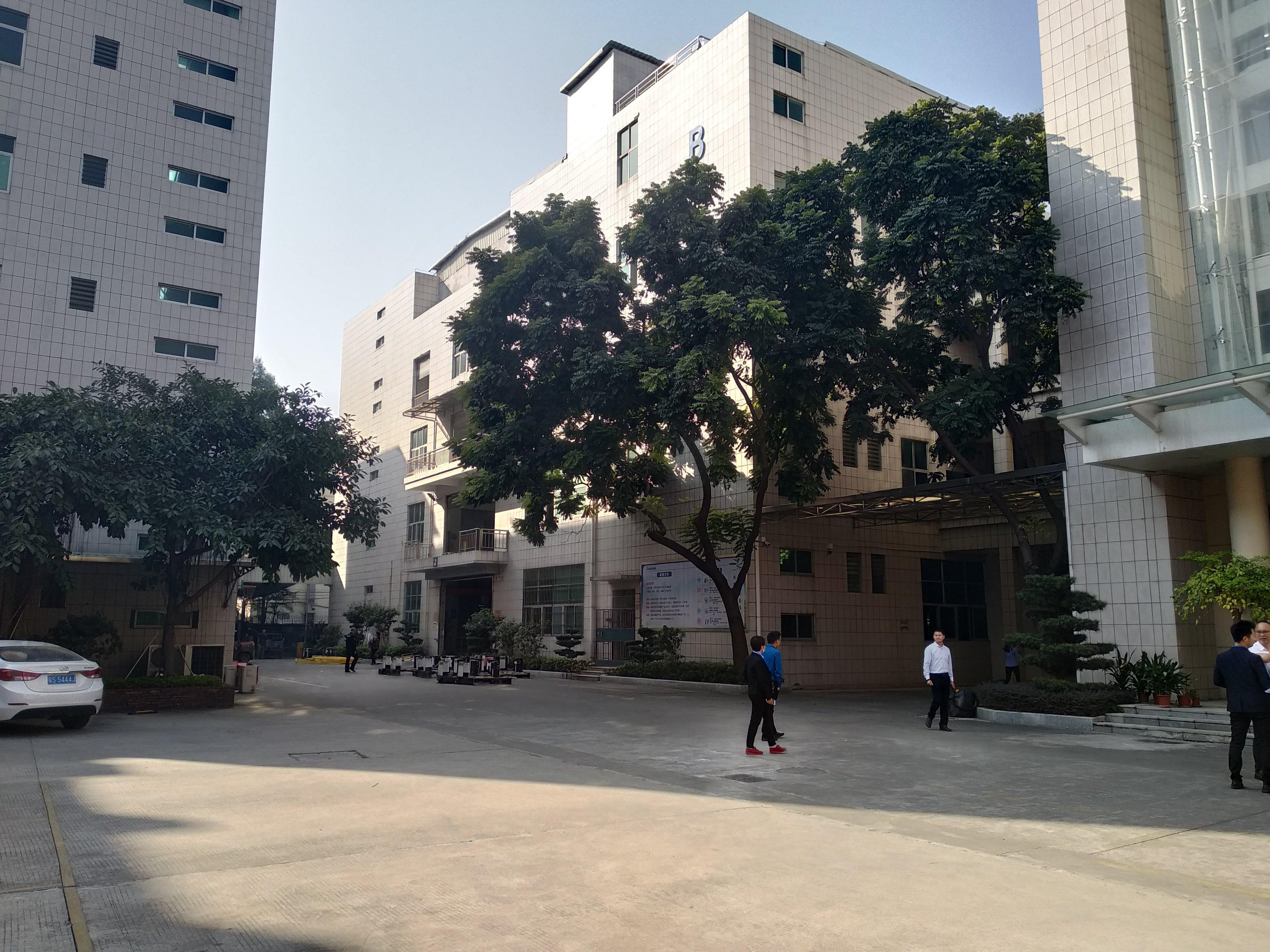 大朗镇新出花园式独门独院厂房23000平